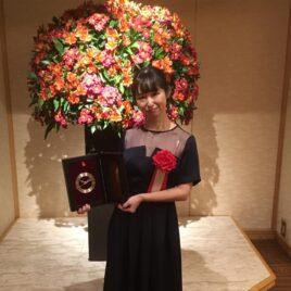 「#KuToo」が2019年ユーキャン新語・流行語大賞トップテンを受賞し、受賞式でスピーチをしました。